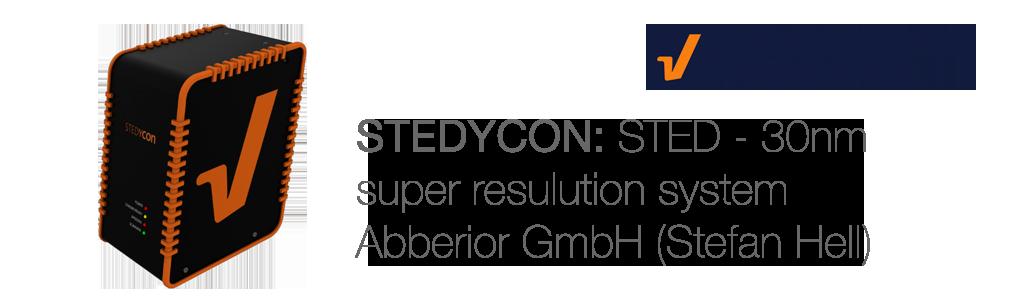 Slide-STED