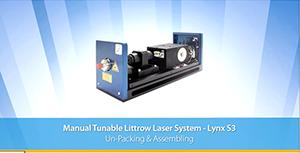 Video-Sacher-Laser