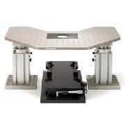 Movimentazione del microscopio con stage fisso