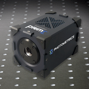 Photometrics PRIME - 100fps 2048x2048 sCMOS,  6,5 micron pixel, 95% QE