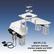 Piattaforme motorizzate per microscopi