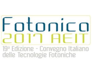 FOTONICA AEIT 2017 19^ Edizione Padova 3 - 5 Maggio 2017
