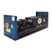 Tunable Littrow extended cavity laser
