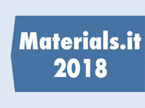 Materials.it 2018 Bologna 22-26 Ottobre 2018