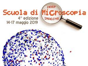 4° Edizione 2019 - Scuola di Microscopia Meldola (FC) 14-17 Maggio 2019