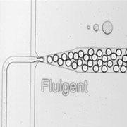 Generazione di gocce micrometriche controllate - droplet generation