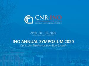 INO ANNUAL SYMPOSIUM 2020 Napoli 28–30 Aprile 2020