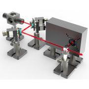 Stabilizzazione e allineamento di fasci lase