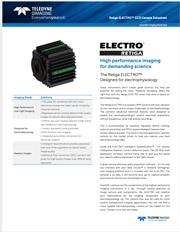 Electro-CCD-datasheet