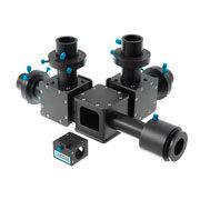 Multi input adattatori in eccitazione per ogni microscopio – Cairn Research