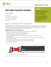 How-to-Align-Transmission-Flat-Sphere