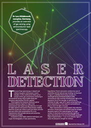 Nanoplus Laser Detection
